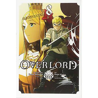 رئيس عام، المجلد 8 (Overlord Manga) غلاف عادي - 13 نوفمبر 2018