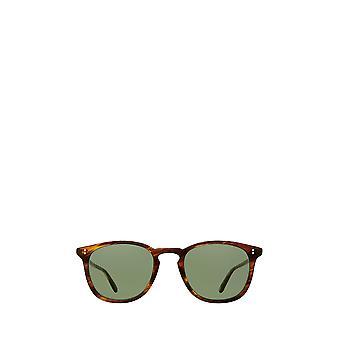 Garrett Leight KINNEY SUN chesnut unisex sunglasses