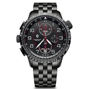 Reloj para hombre Victorinox 241742, cuarzo, 45 mm, 10ATM