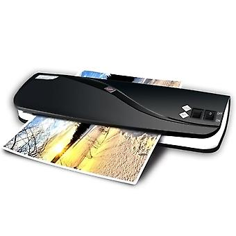 """9"""" Hot & Cold Photo Roll, Laminator Thermal, Laminating Machine For A4"""