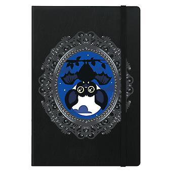 Grindstore Vampire Bat A5 anteckningsbok