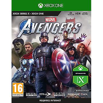Marvel's Avengers Xbox One | Series X Game