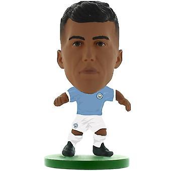 Figura del Manchester City FC Rodri SoccerStarz