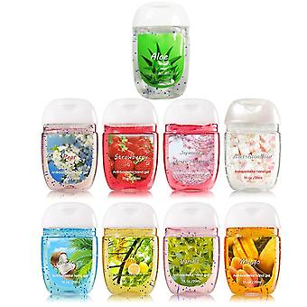 Mini Mână Sanitizer Anti-bacteriene hidratante fructe-parfumate Sampon Fluid