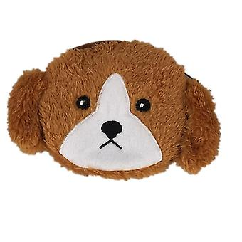 11cm pieni koira pehma kukkaro avainnippu lelu laukku