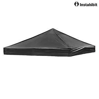 InstaHibit 9.6x9.6Ft Replacement Pop up Canopy Top UV30+ Top Cover Outdoor Home