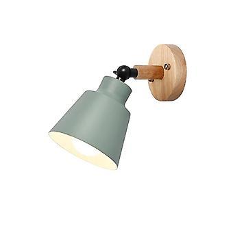 Wood Lamp Bedroom