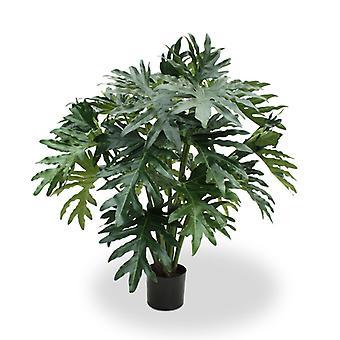 Kunstig Philo Selloum plante 100 cm