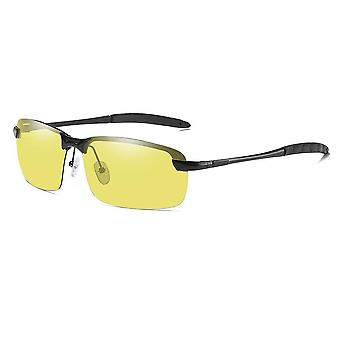 Polarisierte photochrome Outdoor-Fahrer-Sonnenbrille Frauen Anti Blende Uv400
