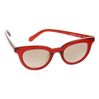 Enfant d'amour Berlin femmes lunettes de soleil 10825-00300 ROUGE TRANSPARENT