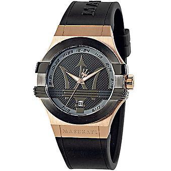 Mens Watch Maserati R8851108002, Quartz, 40mm, 10ATM