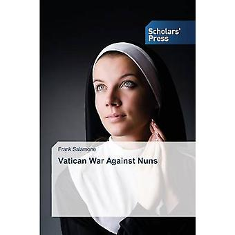 Vatican War Against Nuns by Salamone Frank - 9783639762761 Book
