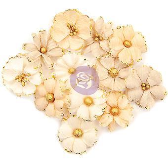 Prima Markkinointi Melko vaaleat kukat Windblown