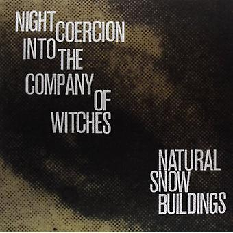 Natural Snow Buildings - Night Coercion Into the Company of Witches [Vinyl] USA import