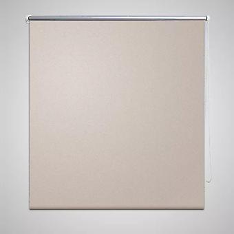Darkening roller 160 x 175 cm beige