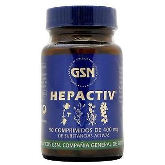 GSN Hepactiv 90X400 mg