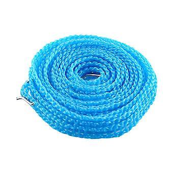 Waschanlage in Nylon, 10 Meter - Blau