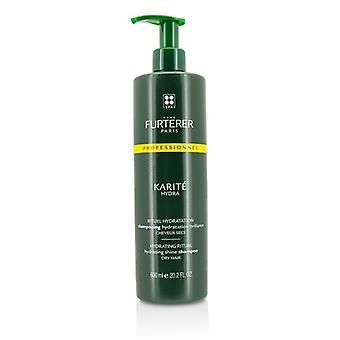 Rene Furterer Karite Hydra Hydrating Ritual Hydrating Shine Shampoo - Dry Hair (Salon Product) 600ml/20.2oz