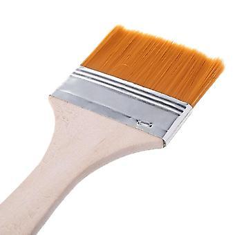 Wooden Oil Painting Brush