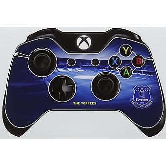 Everton FC Xbox un contrôleur peau