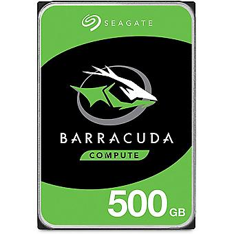 "Wokex 8.9cm (3.5"") 500GB SATA3 Barracuda 7200 32MB intern Bulk"