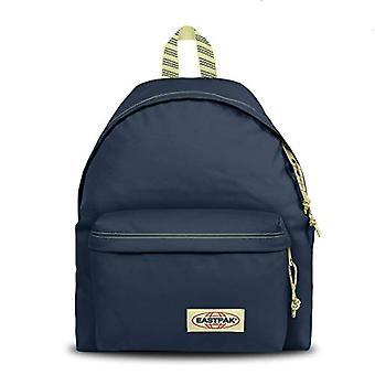 Eastpak Padded Pak'R Backpack, 40 Cm, 24 L, Blue (Blakout Strip Icy)