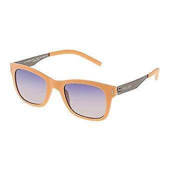 الشرطة SPL17050W84P النظارات الشمسية، أورانج، 50 للرجال