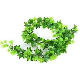 جدار النبات الاصطناعي جدار النبات زهرة وهمية الروطان البلاستيك النباتات الخضراء وهمية