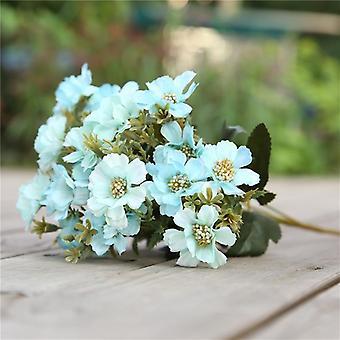 花束牡丹偽のシルクの花、牡丹結婚式の家の装飾、偽のバラ