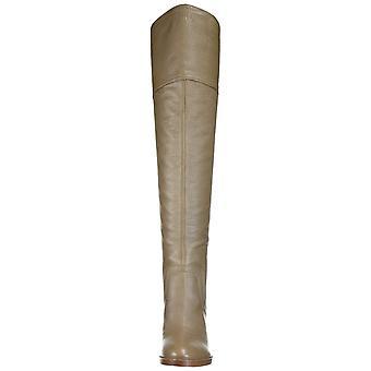 Franco Sarto Womens Ollie Closed Toe Knee High Fashion Boots