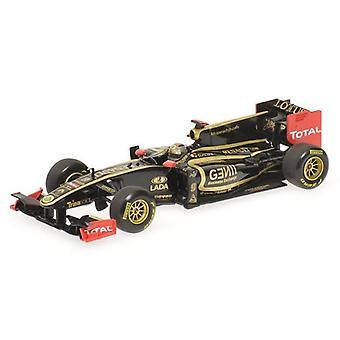Lotus Renault GP (Nick Heidfeld - Showcar 2011) Diecast Model Car