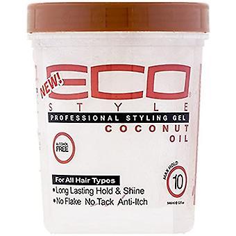 Eco Styler Coconut Oil Styling Gel 32oz