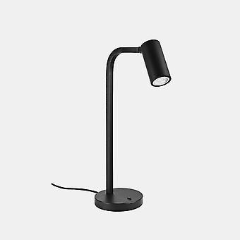 LEDS C4 Simply Desk Taaklamp Zwart GU10 7W
