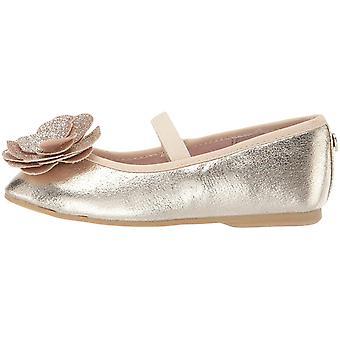 Kids Nina Girls Estela-t Fabric Slip On Ballet Flats