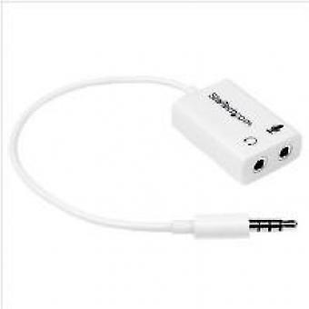 Headset Splitter Adapter White