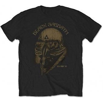 Black Sabbath US Tour 78 Avengers T-shirt: X Large
