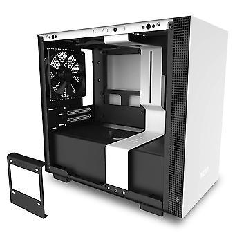 NZXT H210 Mini-ITX Gaming Case - Wit Gehard Glas