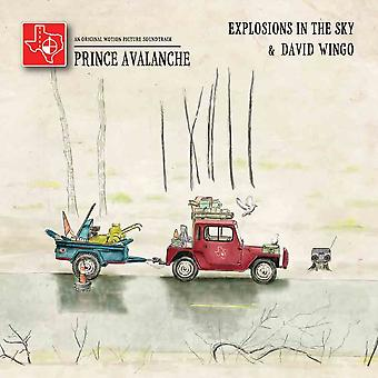 Explosions In The Sky & David Wingo - Prince Avalanche (An Original Motion Picture Soundtrack) CD