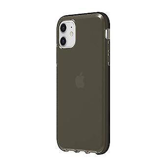 Griffin Survivor Clear GIP-024-BLK-fodral för Apple iPhone 11 - Svart