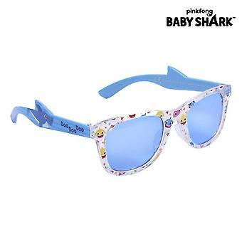 Detské slnečné okuliare Baby Shark Modrá