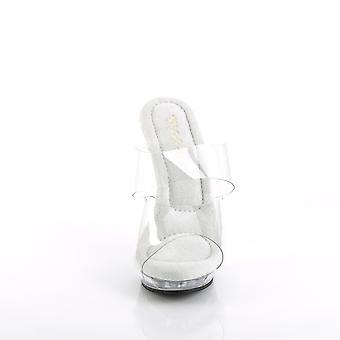 Fabulicious Women's Chaussures LIP-102 Clr/Clr