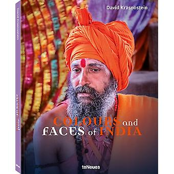 Colours and Faces of India by David Krasnostein