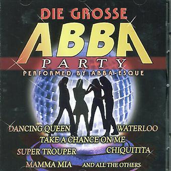 Abba-Esque Die Grosse Abba-Partij CD