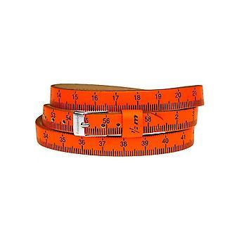 Il mezzometro fluo leather bracelet  bms1102_s
