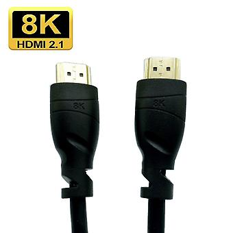 8k Ultra-clear Hdmi High-definition Cable 2.1 Tv Set-top Box Cable