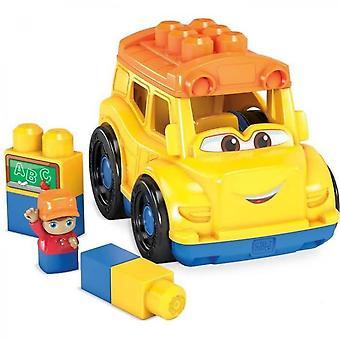 Lilvehicle School Bus Toy