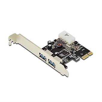 PCI-kaart Ewent EW1040 2x USB 3.1