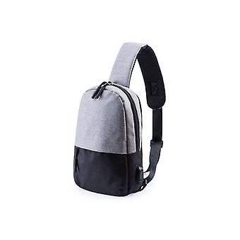 Rucksack for Tablet with USB Output Grey 146218