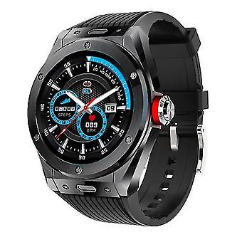 Mv58 smart watch bluetooth telefoon bellen hartslag bloeddruk lichaamstemperatuur monitor stap