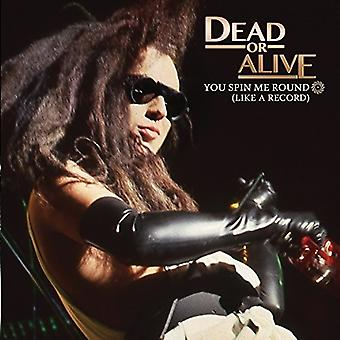 Dead or Alive - You Spin Me Round (Like a Record) [Vinyl] USA import